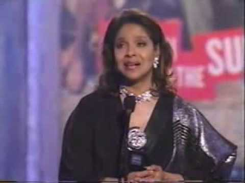 Phylicia Rashad wins 2004 Tony Award for Best Actress in a Play