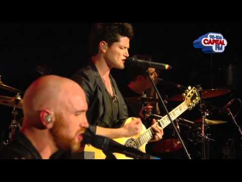 The Script - Six degrees of separation HD (Live Performance Jingle Bell Ball 2012)