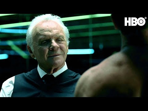 Westworld: Tease (HBO)