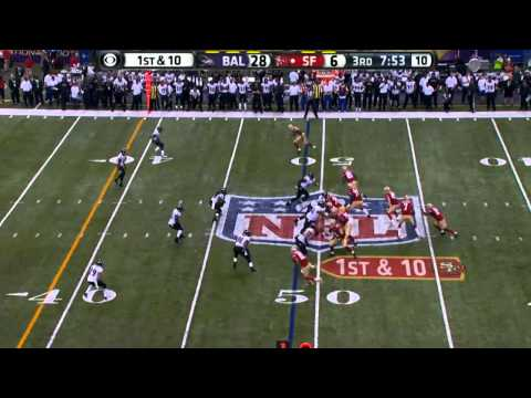 Super Bowl 47 Highlights