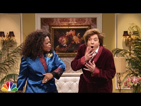Jimmy Fallon & Oprah Winfrey's Vocal Effects Soap Opera