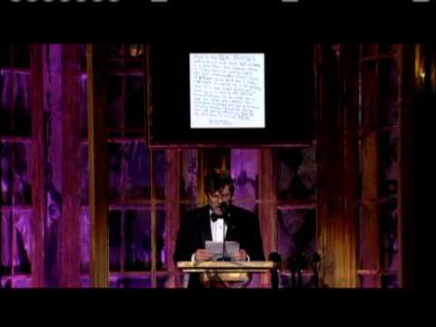 Jann Wenner inducts Sex Pistols Rock and Roll Hall of Fame inductions 2006