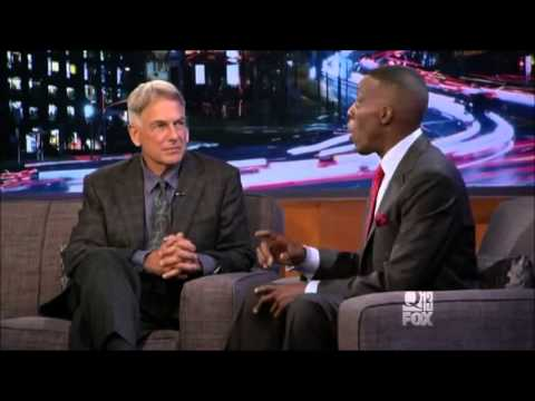 Mark Harmon on Arsenio Hall 12 Sep. 2013
