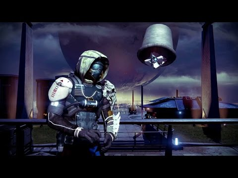 Destiny's Ghost takes on the Ice Bucket Challenge