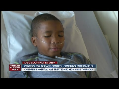 Colorado among 10 states asking CDC for help with Enterovirus D68