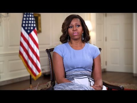 Weekly Address: The First Lady Marks Mother's Day and Speaks Out on the Tragic Kidnapping in Nigeria