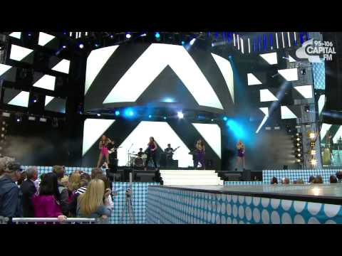 The Saturdays - Forever Is Over (Capital FM Summertime Ball - Sunday 9th June 2013)