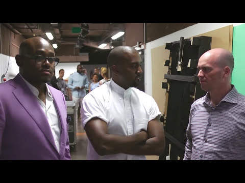 Cannes Lions TV Meets: Kanye West, Steve Stoute & Ben Horowitz