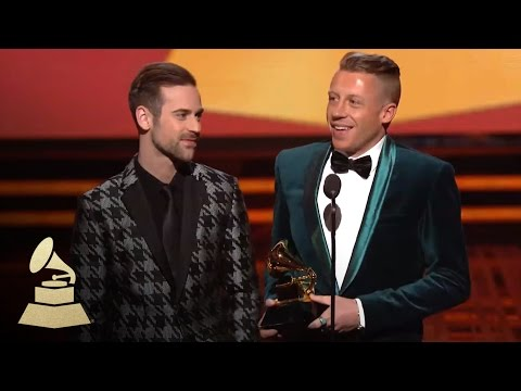 Macklemore & Ryan Lewis Wins Best New Artist