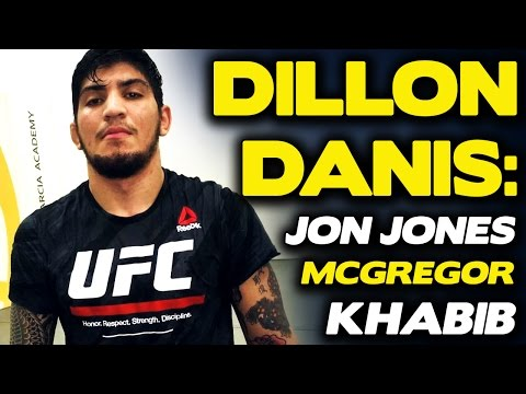 "Dillon Danis on Conor vs. Khabib, Jon Jones' ""Douchebag"" Comments, UFC Debut"