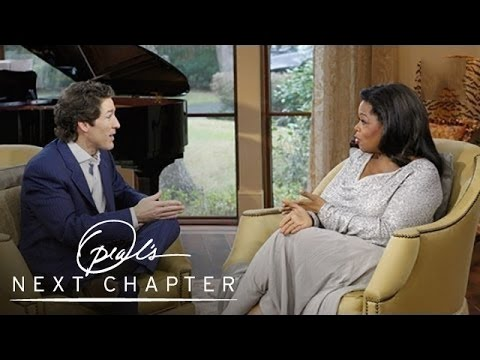 Pastor Joel Osteen Responds to Criticism | Oprah's Next Chapter | Oprah Winfrey Network