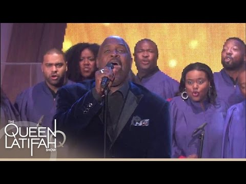 """The 3 Winans Brothers Perform """"Trust In God"""" 