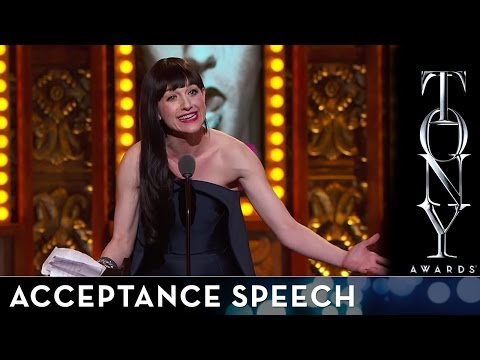 2014 Tony Awards - Lena Hall - Best Performance by an Actress in a Featured Role in a Musical