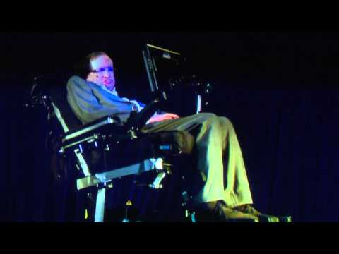 Highlight: Stephen Hawking on One Direction (Ideas at the House)