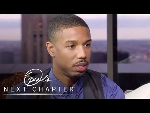 "Michael B. Jordan: ""Black Males, We Are America's Pit Bulls"" - Oprah's Next Chapter - OWN"