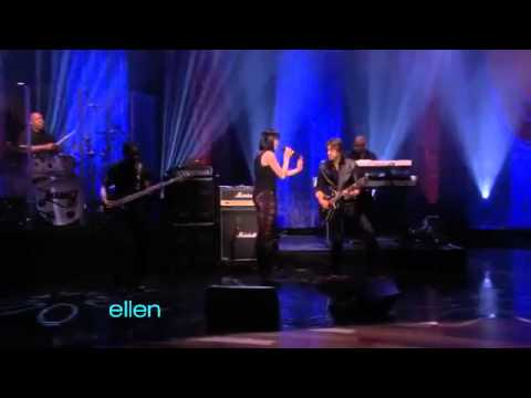 "Jessie J Performs ""Nobody's Perfect"" on The Ellen Show"
