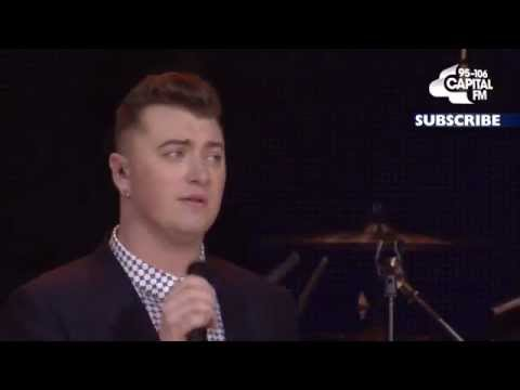 Sam Smith - Stay With Me (Live at Jingle Bell Ball)