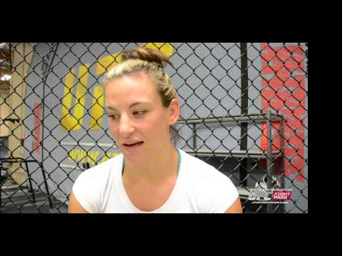 Fight Night Japan: Miesha Tate Pre-Fight Interview