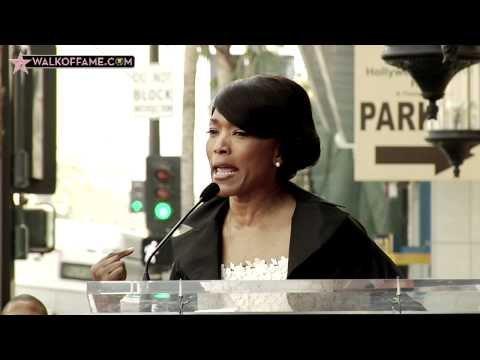 Angela Bassett Honored with Hollywood Walk of Fame Star