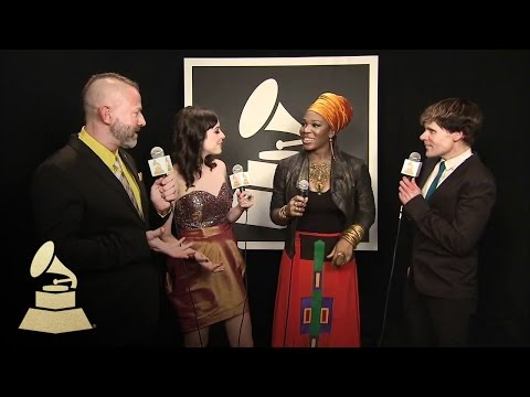 India.Arie Interview at 53rd Annual GRAMMY Awards - GRAMMY Live