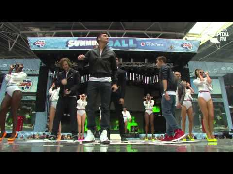 The Wanted - Walks Like Rihanna | Summertime Ball 2013