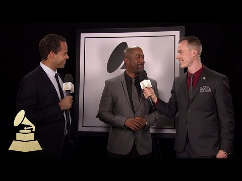 One On One Room with GRAMMY Winner: Darius Rucker