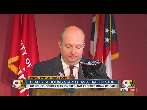 UC, Cincinnati police give few details surrounding officer-involved shooting