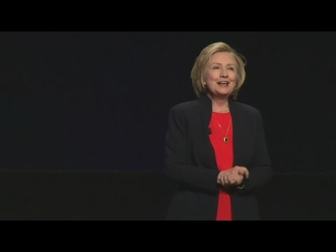 Clinton: We have a huge fun deficit in America