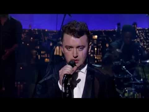 Sam Smith - Stay With Me ( Live Letterman Show )