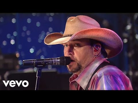 Jason Aldean - Tattoos On This Town (Live On Letterman)