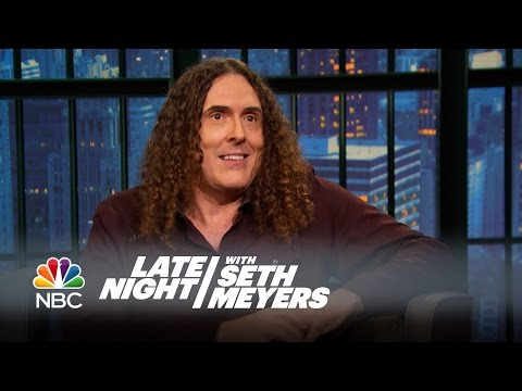 Weird Al Once Watched James Brown Learn How to Play Wheel of Fortune - Late Night with Seth Meyers