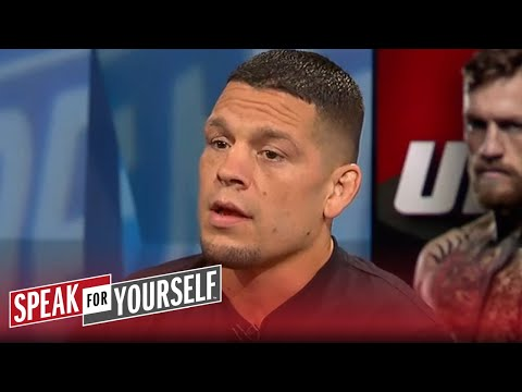 Whitlock 1-on-1: Nate Diaz talks Conor McGregor's celebrity status - 'Speak for Yourself'