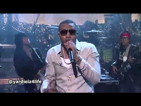 Nas - Daughters (Live On David Letterman)
