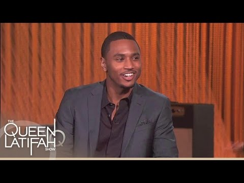 Trey Songz Chats About Tour With Chris Brown | The Queen Latifah Show