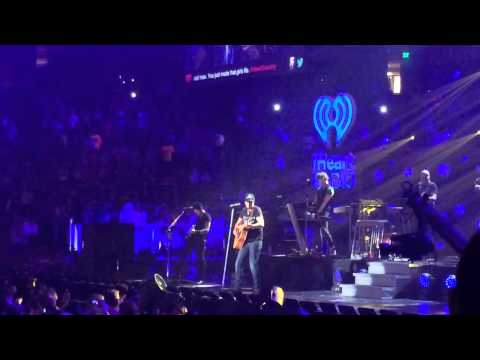 Luke Bryan - Drink A Beer - iHeartRADIO Country Festival 20