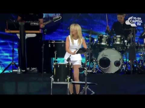 Ellie Goulding - 'Anything Could Happen' (Live Performance, Summertime Ball 2013) HD