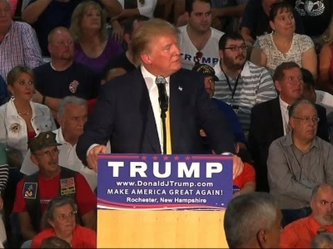 Trump: No Correcting Man Saying Obama is Muslim