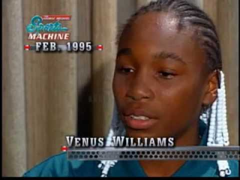 Vintage Serena Williams and Venus Williams Interviews