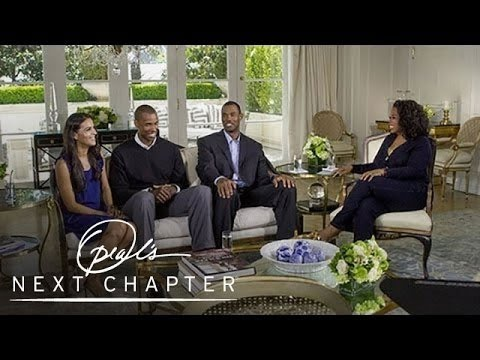 How Jason Collins Came Out to His Twin Brother | Oprah's Next Chapter | Oprah Winfrey Network