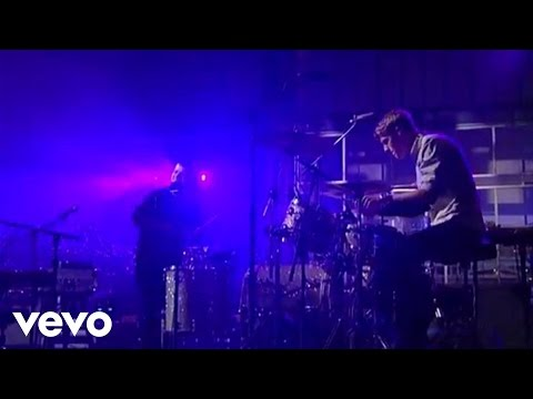 Foster The People - Houdini (Live on Letterman)