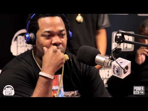 Busta Rhymes Explains the Full Music Making Process of Calm Down w/ Eminem