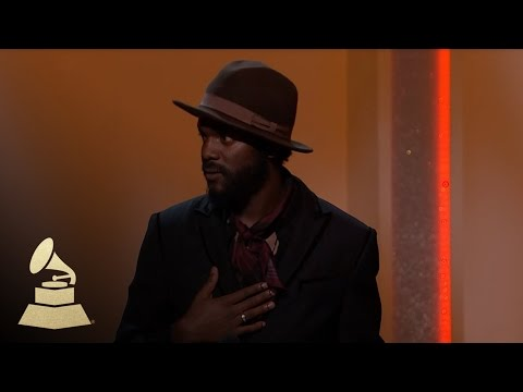 Gary Clark, Jr. Wins Best Traditional R&B Performance