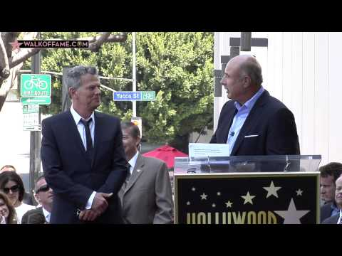 DAVID FOSTER HONORED WITH HOLLYWOOD WALK OF FAME STAR