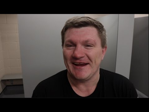 RICKY HATTON - 'I LIKE CONOR McGREGOR BUT IF I CANT HIT MAYWEATHER WHAT CHANCE HE GOT '