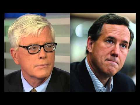 Rick Santorum: I would not attend a gay wedding