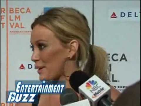 Entertainment Buzz Hilary Duff Interview on Stay Cool Premiere