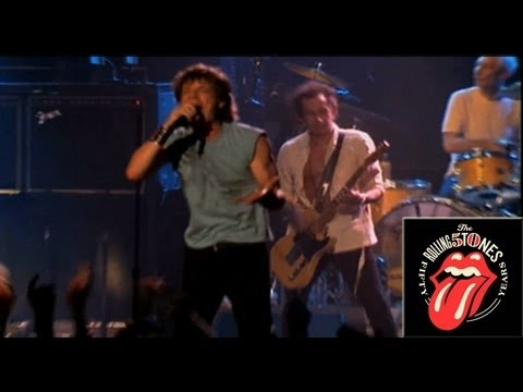 The Rolling Stones - Hand of fate - Live in Paris OFFICIAL