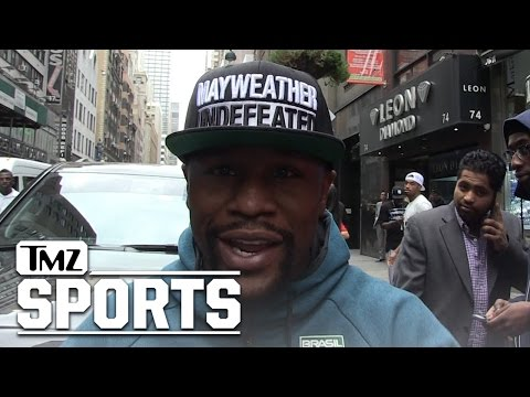 Floyd Mayweather Says McGregor Fight's Still Possible