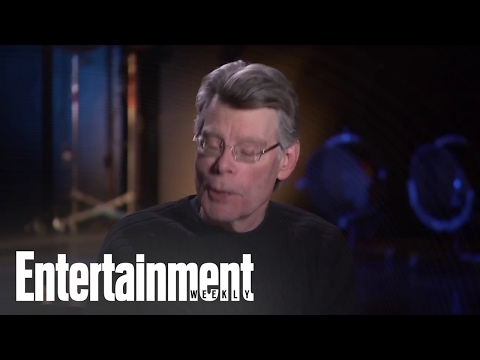 Stephen King reads 'Under the Dome' script - Entertainment Weekly