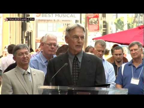 MARK HARMON HONORED WITH HOLLYWOOD WALK OF FAME STAR